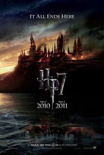 Harry Potter 7 Poster