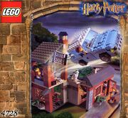Lego Harry Potter 4728 - The Dursley's House