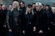 Malfoy family-Battle of Hogwarts