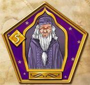 Albus Dumbledore - Chocogrenouille HP3