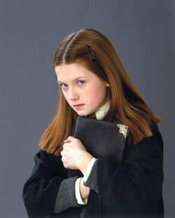 COS promo Ginny Weasley T. M. Riddle's Diary