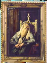 DumbledorePortraitWU