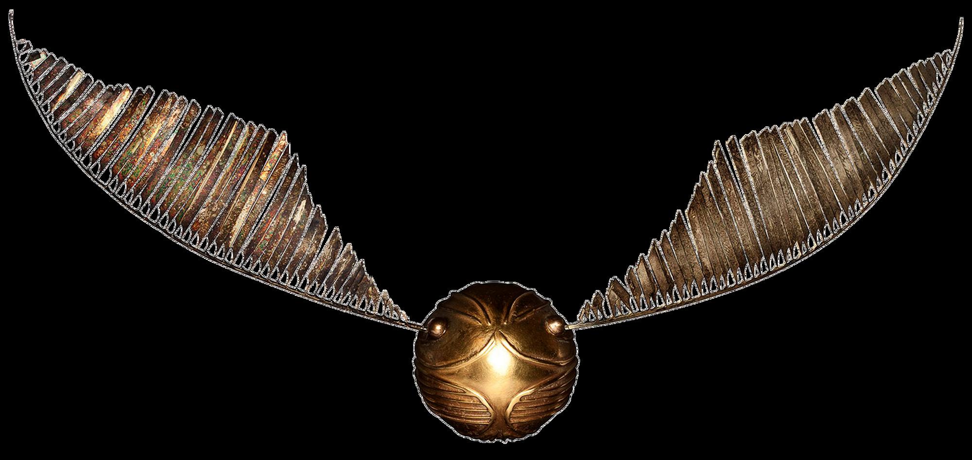 Golden Snitch Harry Potter Wiki Fandom