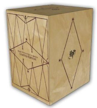 Limited edition harry potter trunk book sets juniper books.
