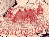 Palace of Beauxbatons