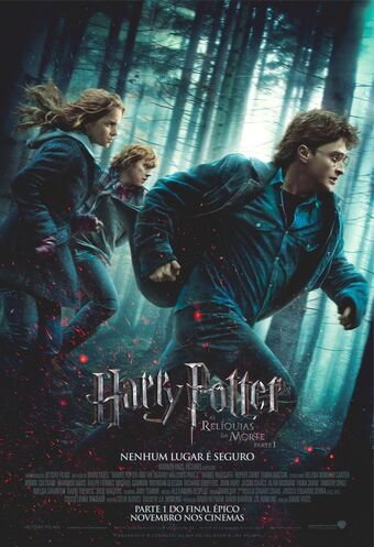 Harry Potter e as Relíquias da Morte: Parte 1 | Harry Potter Wiki ...