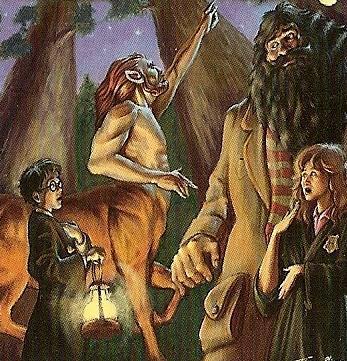 Forbidden Forest Centaur colony | Harry Potter Wiki | FANDOM