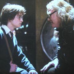 Гарри и лже-Грюм
