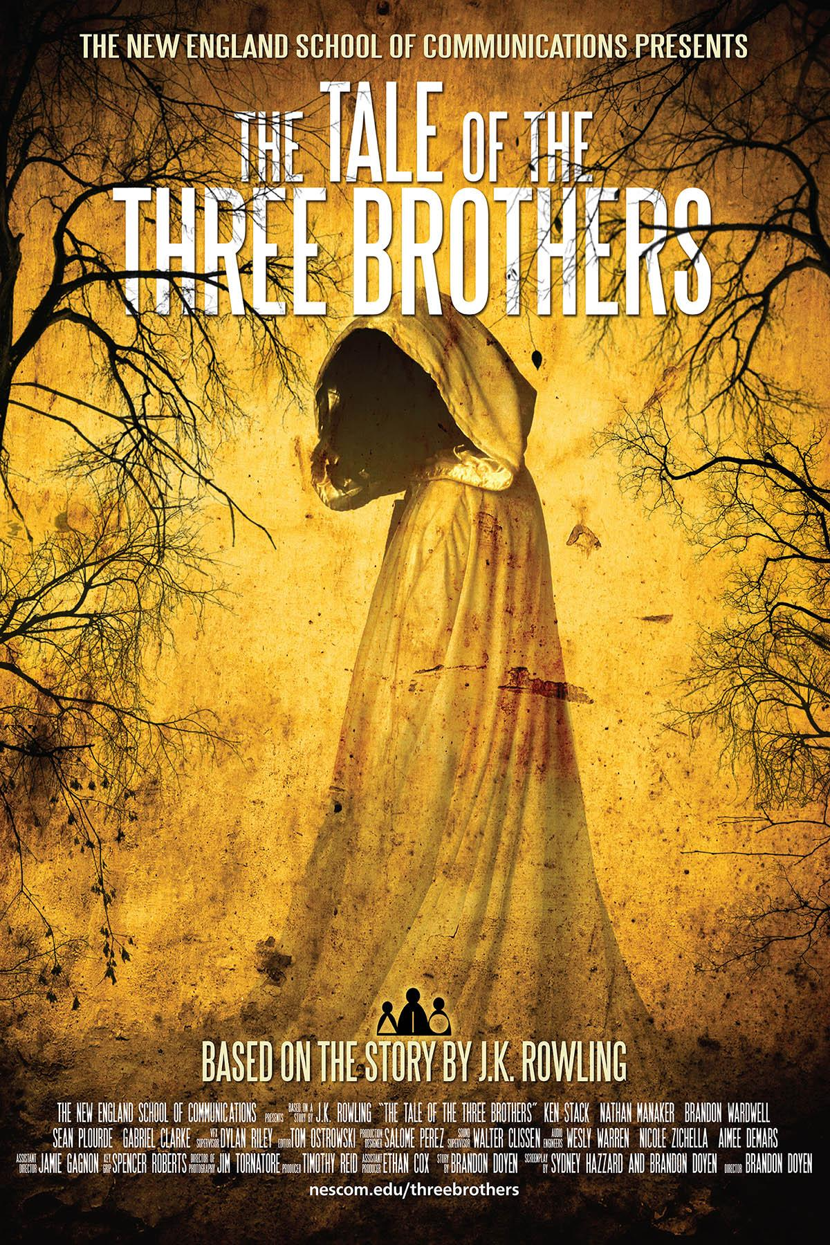 Harry Potter School Book Cover ~ The tale of the three brothers film harry potter wiki fandom