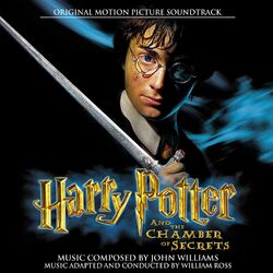 Chamber of Secrets Soundtrack HP