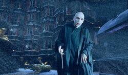 Harry Potter e Tom Riddle