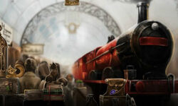 Pottermore HogwartsExpress guardian
