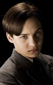 Tom Riddle Half-Blood Prince Profile