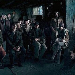 Первое собрание Отряда Дамблдора