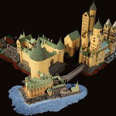 Замок Хогвартс (LEGO)