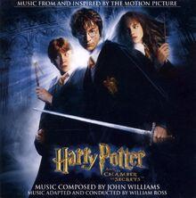 Harry Potter ja salaisuuksien kammio (ääniraita)