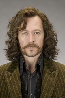 OOTP promo front closeup Sirius Black