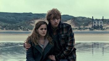 Ronny og Hermine etter Noldus død