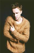 Tom felton pullover