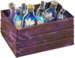 Brilliant Crate of Potions WU