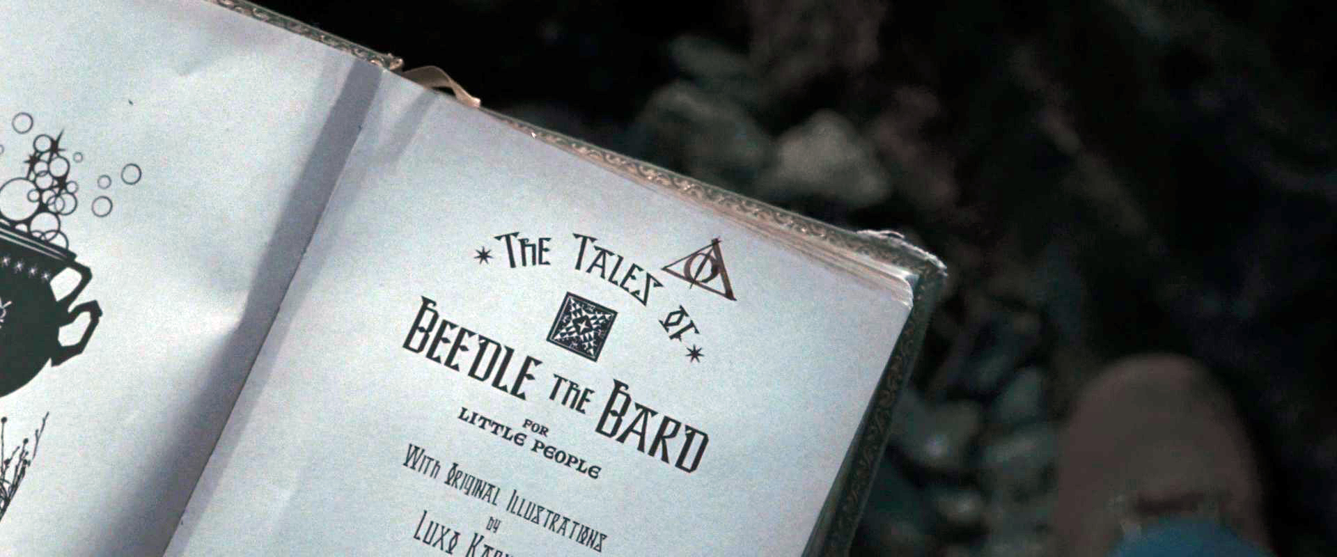 Image dh1 the tales of beedle the bard 1st page deathly hallows dh1 the tales of beedle the bard 1st page deathly hallows symbolg biocorpaavc Images
