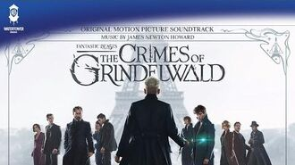 Fantastic Beasts The Crimes of Grindelwald Official Soundtrack Newt and Jacob Pack WaterTower