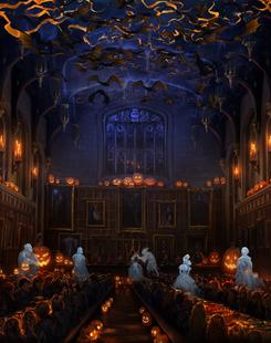 Festa de Halloween Pottermore