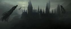 Hogwarts dementor
