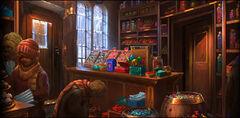 Miodowe Królestwo - Pottermore