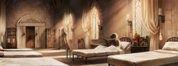 Potter na Ala Hospitalar