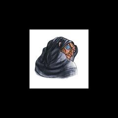 Грюм (Иллюстрация из книги)