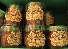 Chocolate Cauldrons