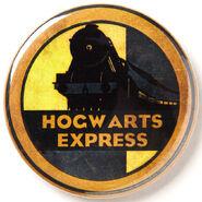 MinaLima Store - Hogwarts Luggage Label Badge