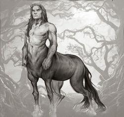 Trick centaur