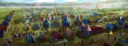 B4C7M1 Quidditch World Cup Campsite