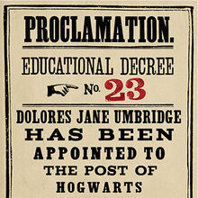 Educational decree | tumblr | harry potter classroom, harry potter.