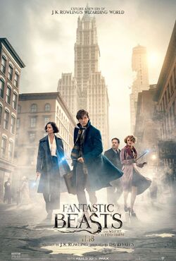 Fantastic Beasts Final Poster