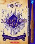 Карта мародеров с волшебной палочкой обложка Схоластик 2018