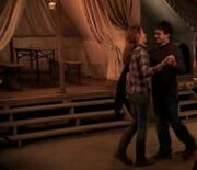 Harryandhermionedance