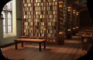 Hogwarts Mystery- Library