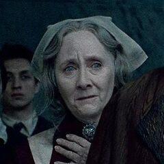 Мадам Помфри во время <a href=