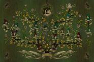 The Lestrange Family Tree