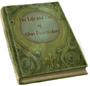 The Life and Lies of Albus Dumbledore from Wizards Unite