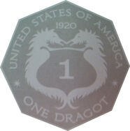 1 dragot