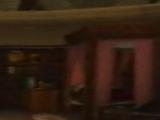 Dormitorium dziewcząt w wieży Gryffindoru