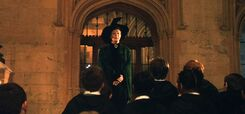 McGonagall students