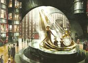 Ministry of Magic (concept artwork for HP5 movie)