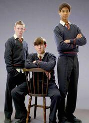 Neville, Dean, and Seamus-ootp