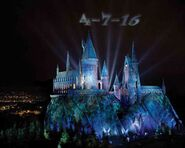 WWoHP Hollywood Opening Date