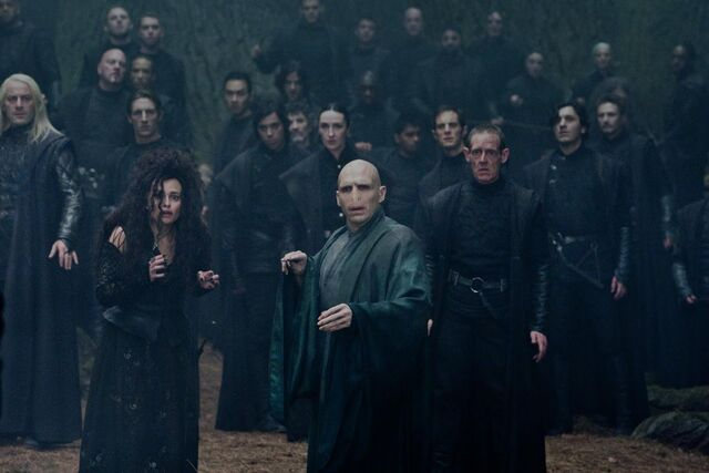 File:DH2 Death Eaters with Voldemort during the battle.jpg